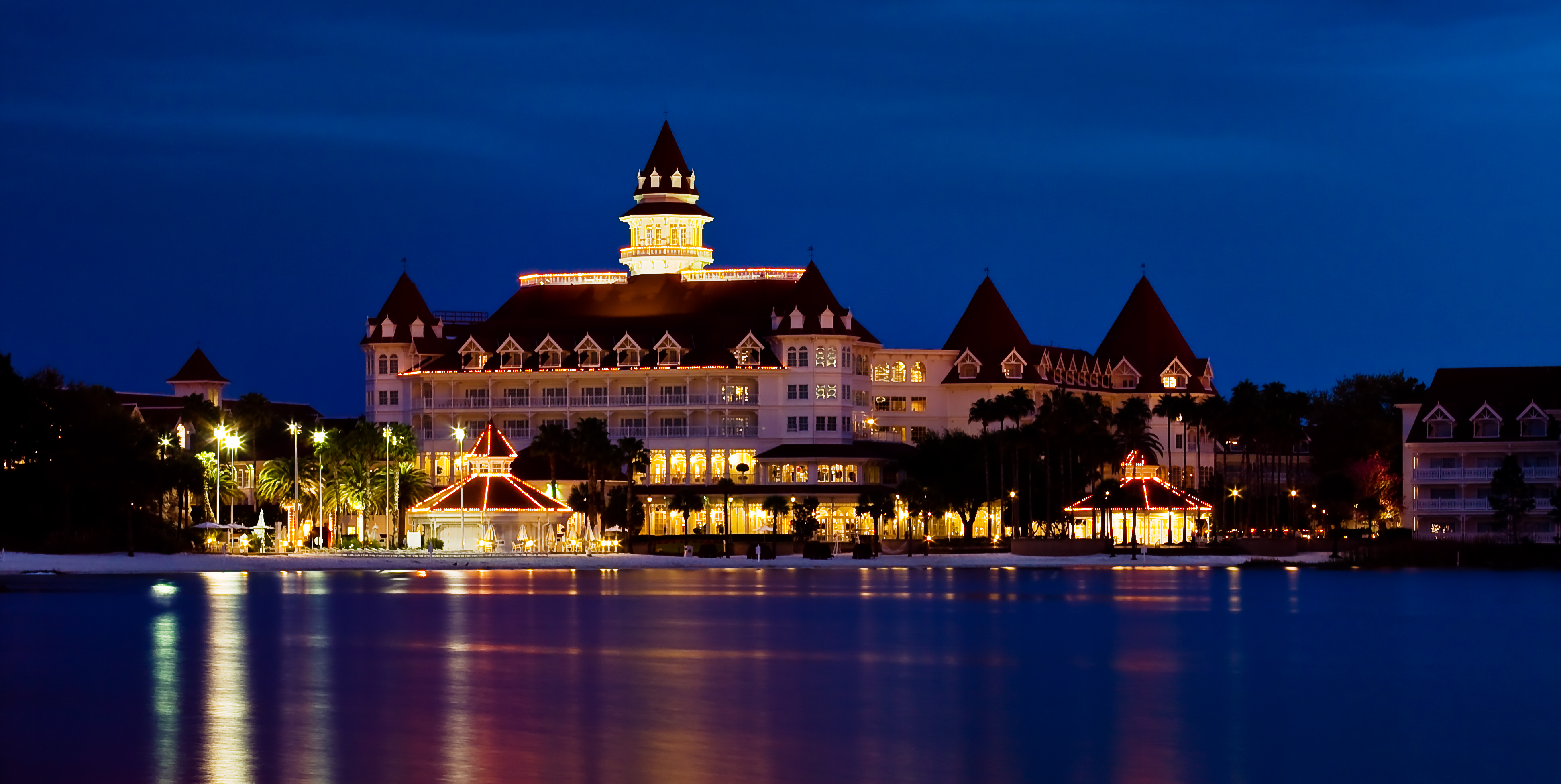 Disney Grand Floridian Hotel And Spa