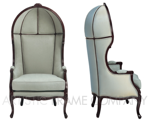 Gallery Pic 2  sc 1 st  Artistic Frame & French Canopy Chair | ArtisticFrame.com