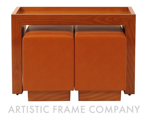 Rolling Ottoman Coffee Table.Coffee Table Ottoman With Rolling Trays Artisticframe Com